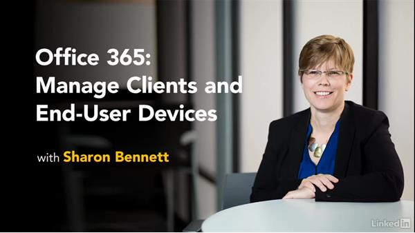 Next steps: Office 365: Manage Clients and End-User Devices