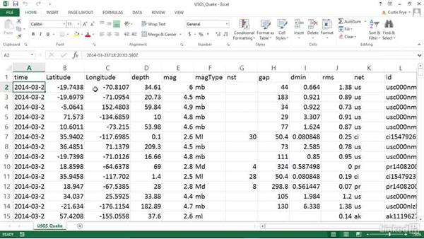 Ensuring your data can be mapped: Tableau 10 Essential Training