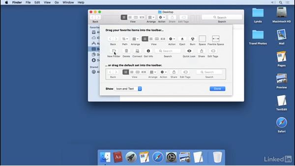 Customize the Finder: Customizing Macs for Accessibility and Ease of Use