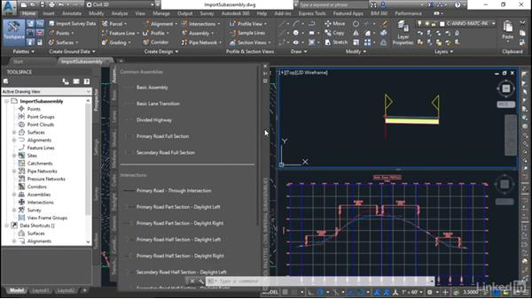The subassembly development process: Learn Autodesk Subassembly Composer
