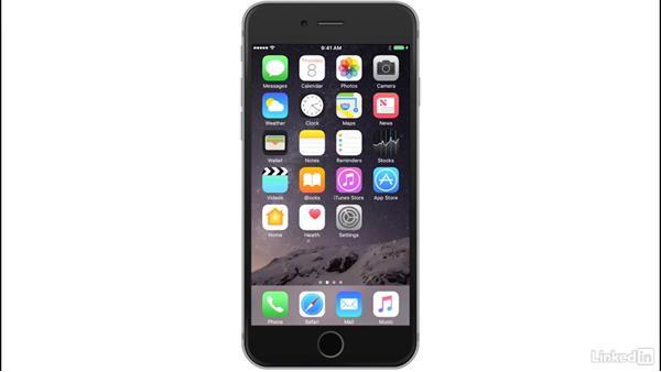 Block phone numbers: iOS 10: iPhone and iPad Essential Training