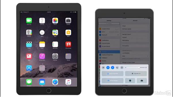 Side Switch: iOS 10: iPhone and iPad Essential Training