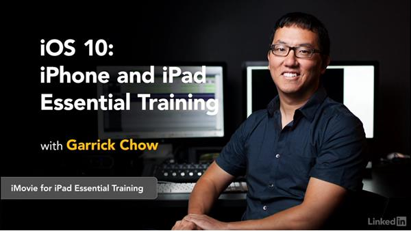 Next steps: iOS 10: iPhone and iPad Essential Training