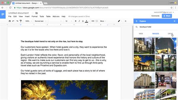 Find quotes and cite scholarly articles: Google Docs Advanced Tips and Tricks