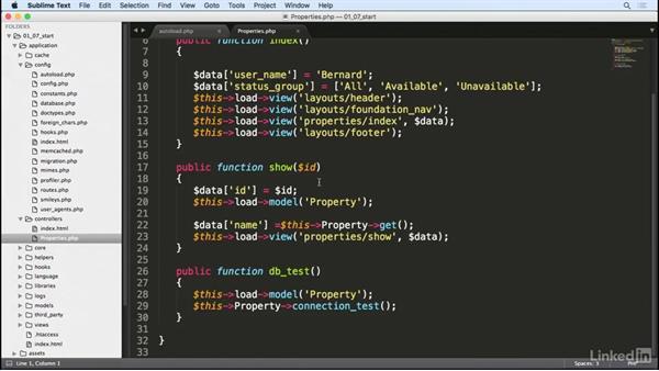 Autoload components: Learn CodeIgniter 3: The Basics