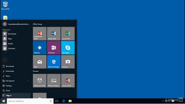 Welcome: Customizing Windows 10 for Accessibility and Ease of Use