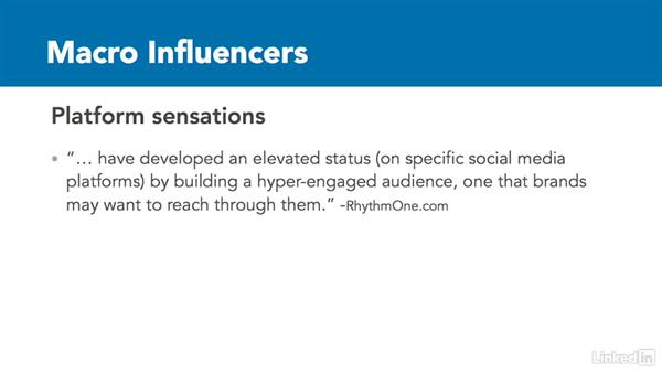 Macro-influencers: Influencer Marketing Fundamentals