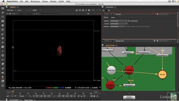 RayRender workflow tips: NUKE 10 New Features