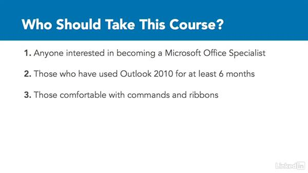 What you should know: Outlook 2010: Prepare for the Microsoft Office Specialist Certification Exam (77-884)