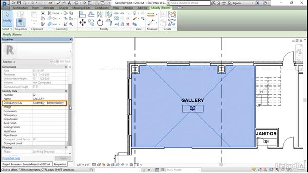 Roadmap: Calculating occupant loads: Dynamo for Revit Workflow