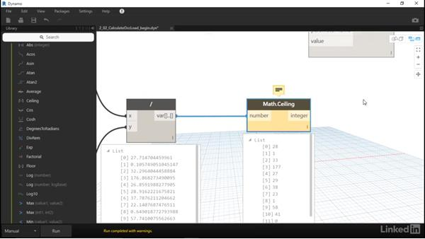 Calculate occupant loads with Dynamo: Dynamo for Revit Workflow
