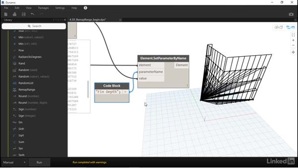 Remap a range of numbers: Dynamo for Revit Workflow