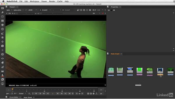 Good (and bad) tracking markers: VFX Keying: Master Course