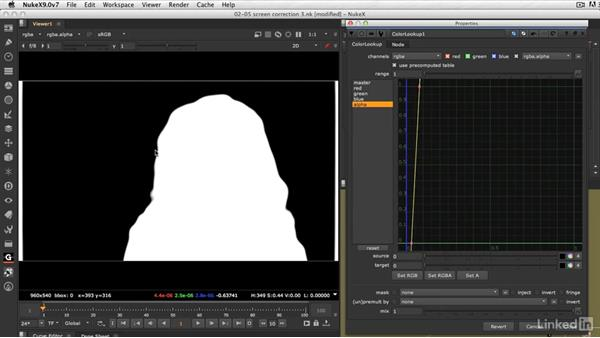 How the IBKColor assist works: VFX Keying: Master Course
