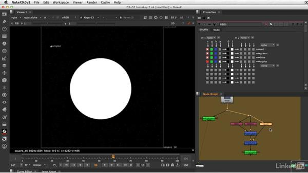 How to make even more powerful luma keys: VFX Keying: Master Course
