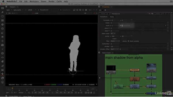 Easy ways to synthesize shadows: VFX Keying: Master Course