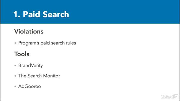 Compliance policing: Affiliate Marketing for Advertisers