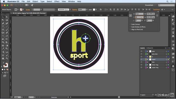 Illustrator preparation: CINEMA 4D R18 Essential Training: The Basics