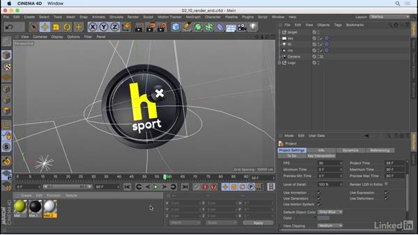 Identify what kind of C4D artist you want to be: CINEMA 4D R18 Essential Training: The Basics