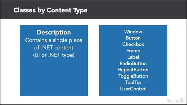 What does content mean in XAML?: Microsoft XAML Fundamentals 2:  Content and Properties