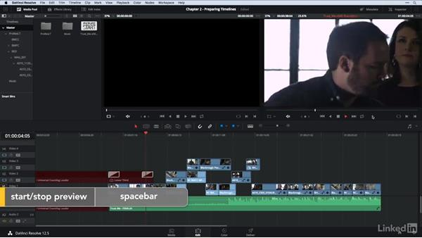 Editor task: Simplify (and fix) the timeline!: DaVinci Resolve Guru: Moving Timelines Between Editing Apps