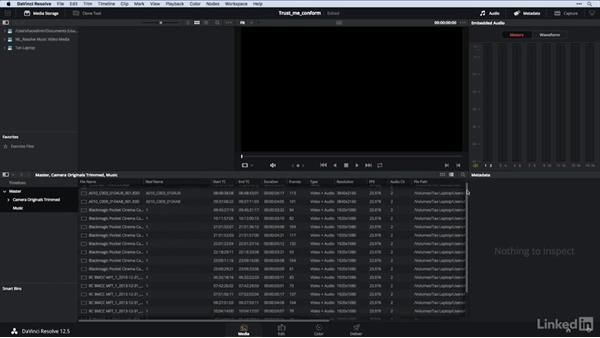 Importing XMLs: 'Reel Assist' option 1: DaVinci Resolve Guru: Moving Timelines Between Editing Apps
