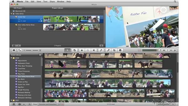 Publishing to YouTube: iMovie '09 Essential Training