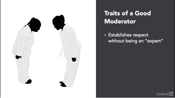What makes a good moderator: Qualitative Marketing Research