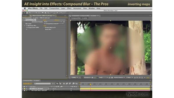 The pros of Compound Blur: After Effects: Insight into Effects