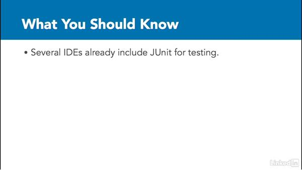 What you should know: Using JUnit for Testing in Java