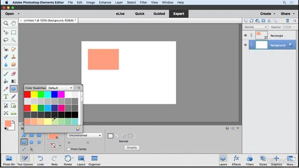 An Introduction to layers: Learning Photoshop Elements 15