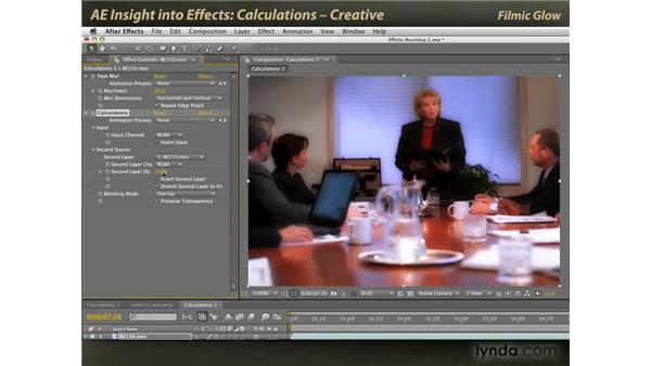 Creative Calculations: After Effects: Insight into Effects