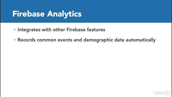 Intro to Firebase Analytics: Google Firebase for iOS: First Look