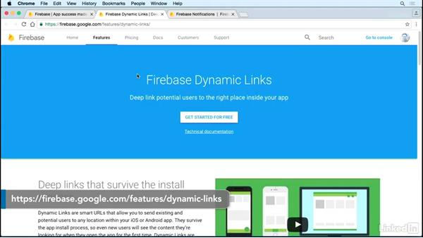 Next steps: Google Firebase for iOS: First Look
