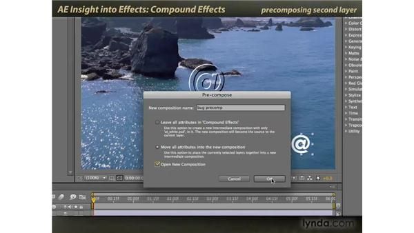 Compound effects: After Effects: Insight into Effects