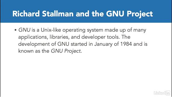 The origins of Linux: Linux: Overview and Installation
