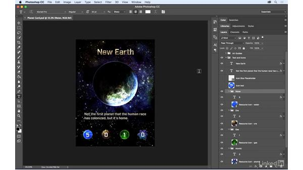 Organize your fonts: Photoshop: Best Practices for Collaboration