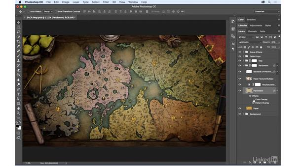 Remove unused content: Photoshop: Best Practices for Collaboration