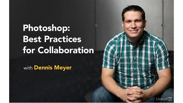 Next steps: Photoshop: Best Practices for Collaboration