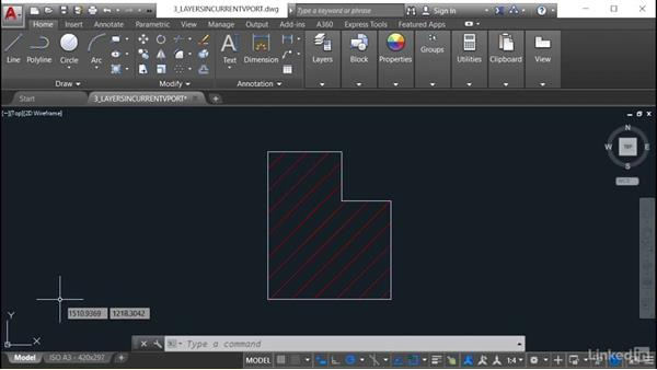 Freezing layers in the current viewport: AutoCAD Tips & Tricks