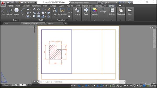 Using DesignCenter with AutoCAD blocks: AutoCAD Tips & Tricks