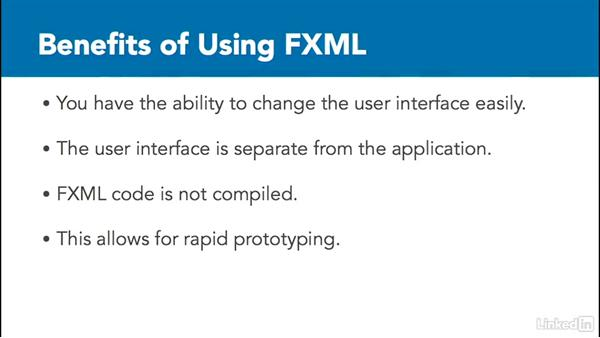 Welcome: Create Interfaces with FXML and JavaFX