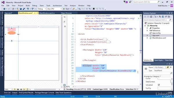 Explore the resource hierarchy: Microsoft XAML Fundamentals 3: Type Converters and Resources