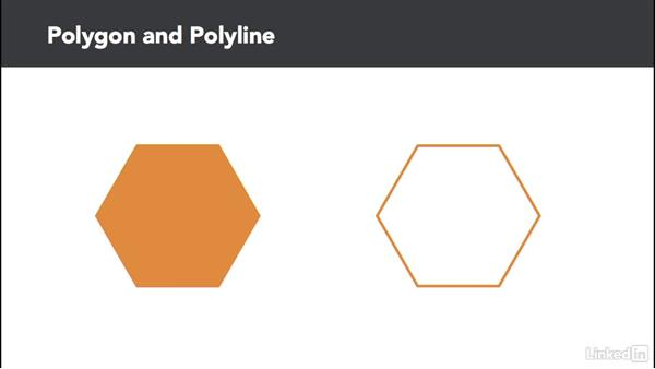Rejecting polygons and polylines: D3.js Essential Training for Data Scientists