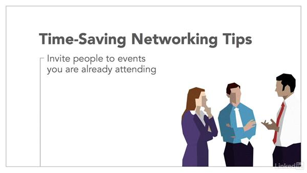 Networking and time management: Professional Networking