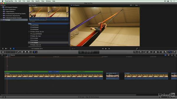 Rewind: Final Cut Pro X Guru: Creating Speed Changes