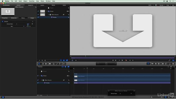 Using Motion to build a strobe effect: Final Cut Pro X Guru: Creating Speed Changes
