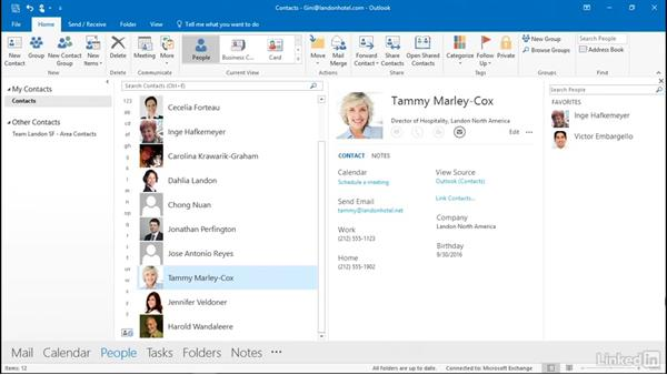 Welcome: Outlook 2016: Advanced Tips and Tricks