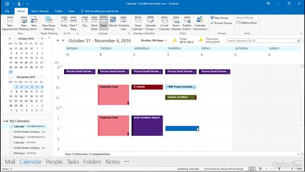 Clone an appointment: Outlook 2016: Advanced Tips and Tricks