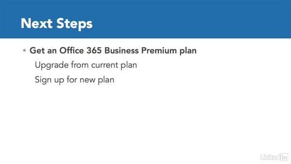 Next steps: Microsoft Bookings Essential Training